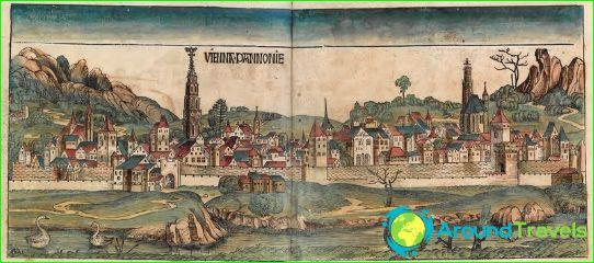 Wien vuonna 1493