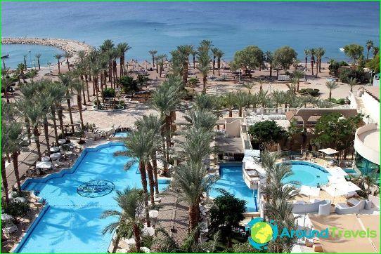 Vakantie in Israël in augustus