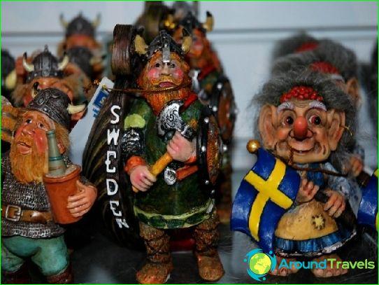 Winkelen in Stockholm
