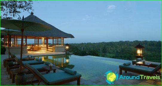 Vakantie in Indonesië in augustus