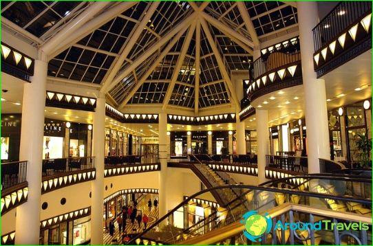 Магазини и търговски центрове в Берлин