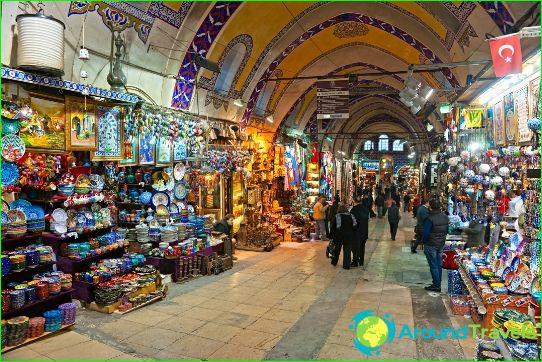 Ostokset Turkissa