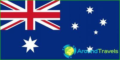 Знаме на Австралия