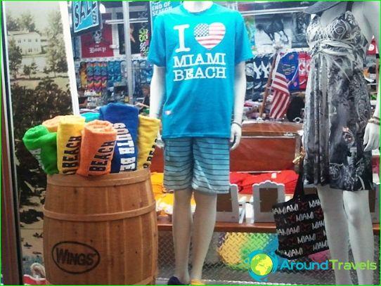 Пазаруване в Маями