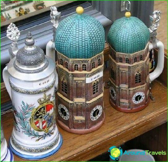 Пазаруване в Мюнхен