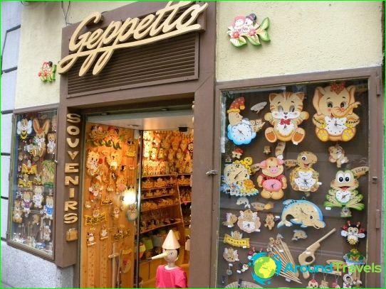 Ostokset Madridissa