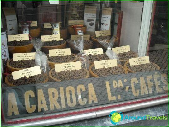 Пазаруване в Лисабон