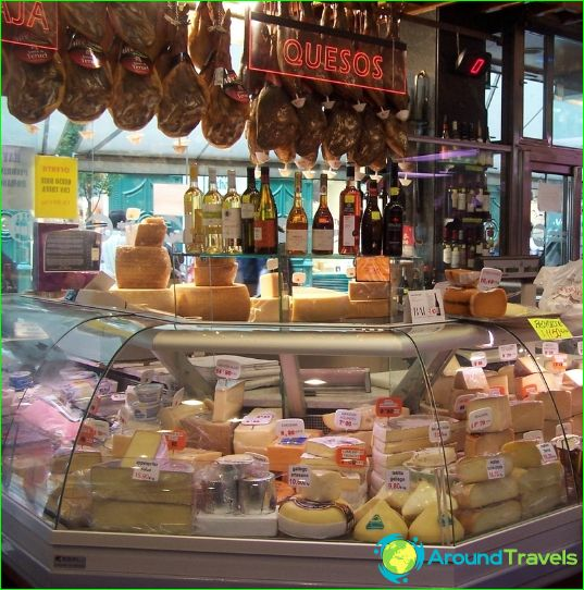 Пазаруване в Мадрид