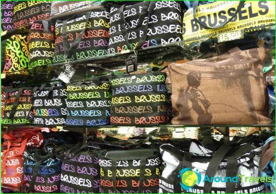 Ostokset Brysselissä
