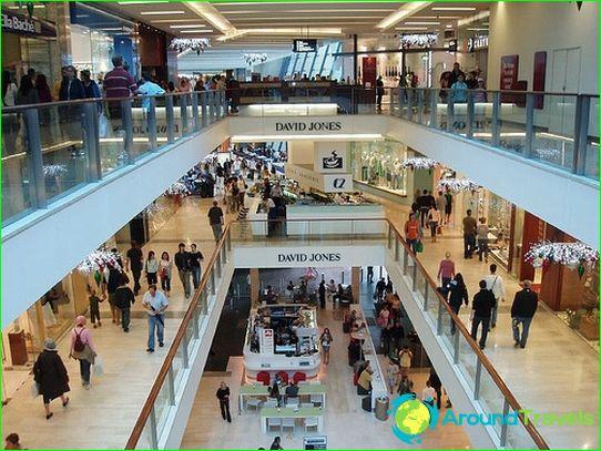 Riian kaupat ja ostoskeskukset