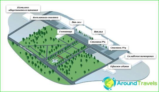 Luchthaven Rostov aan de Don