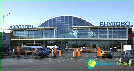 Luchthavens in Moskou