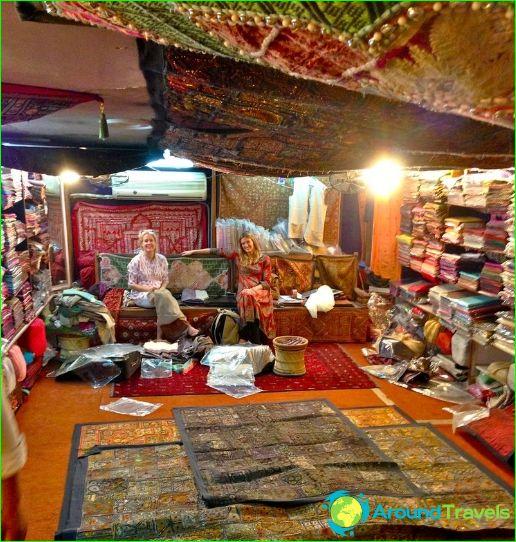 Пазаруване в Индия