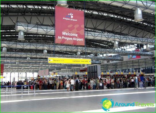 Luchthaven Praag