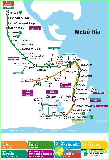 Метро Рио де Жанейро