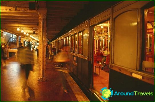 Metro Buenos Aires: kartta, kuvaus, valokuva