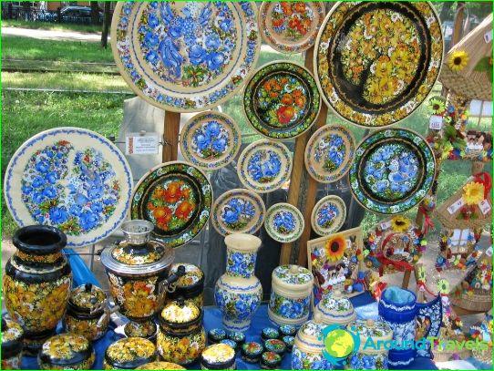 Winkelen in Kiev
