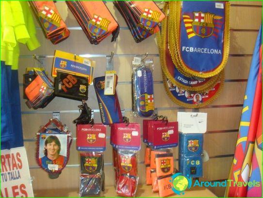 Winkelen in Barcelona