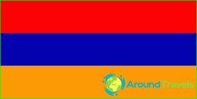 Armenian lippu
