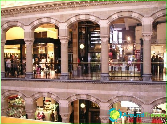 Амстердамски магазини и пазари