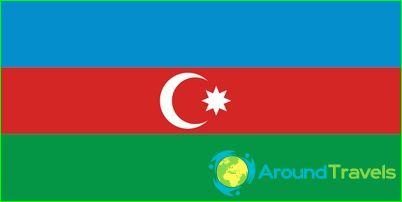 Знаме на Азербайджан