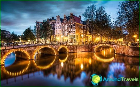 Амстердам за 3 дни