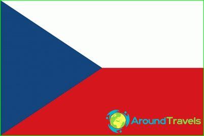 Чешки флаг