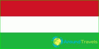 Unkarin lippu