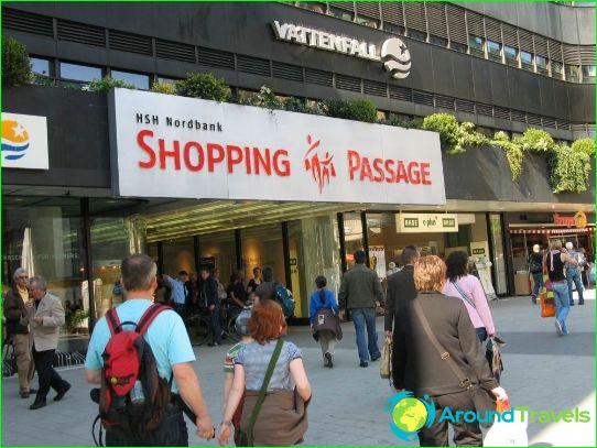 Hamburgse winkels en markten