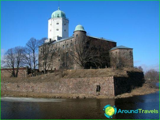 Kasteel Vyborg