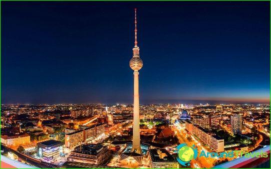 Berliinissä 3 päivässä