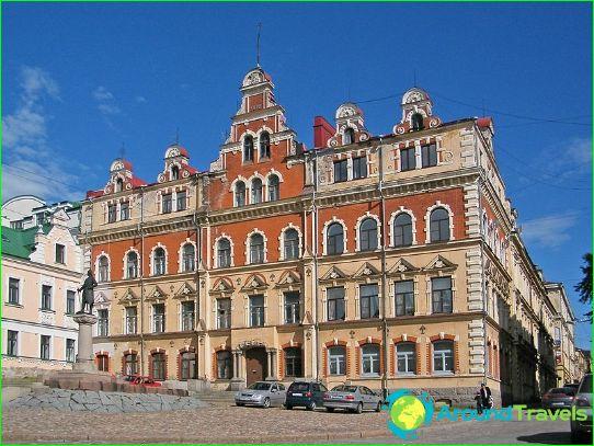 Oude stadhuis van Vyborg