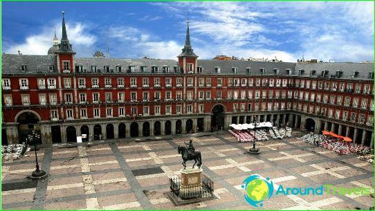 Madrid 3 päivässä