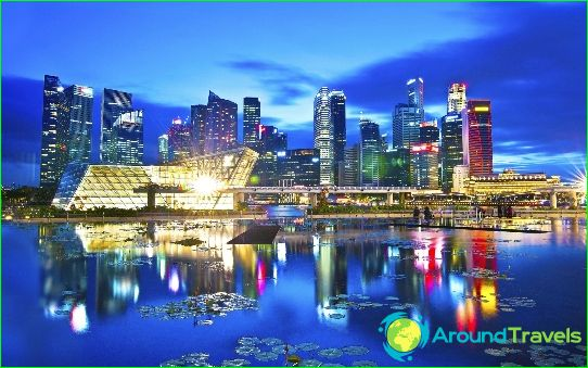 Singapore in 3 dagen