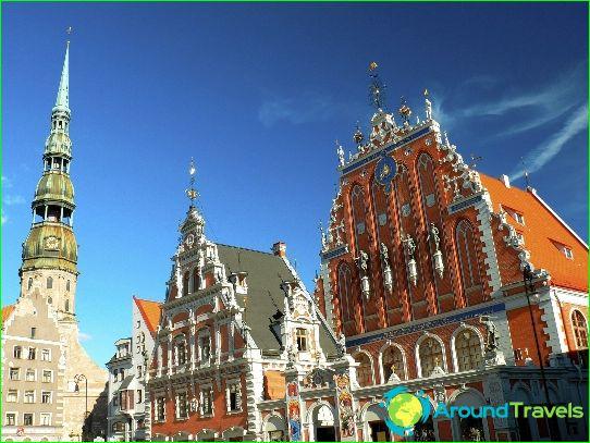 Riga in 3 dagen