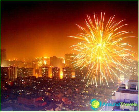 Uusi vuosi Pekingissä