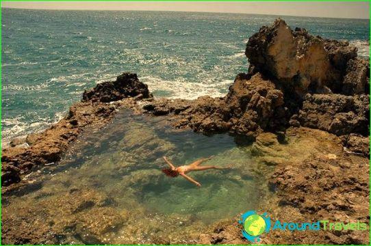 Stranden van de Krim