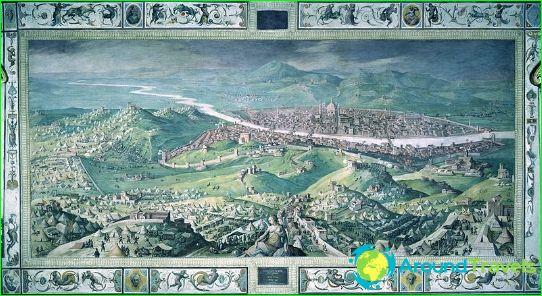Florence midden 16e eeuw