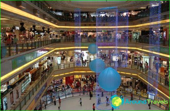 Пекински магазини и пазари