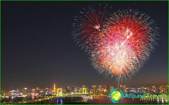 Nieuwjaar in Tokio