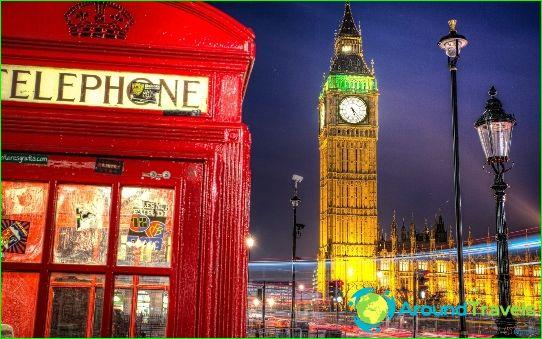 Londen in 4 dagen
