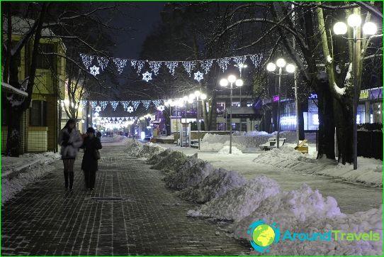 Nieuwjaar in Jurmala