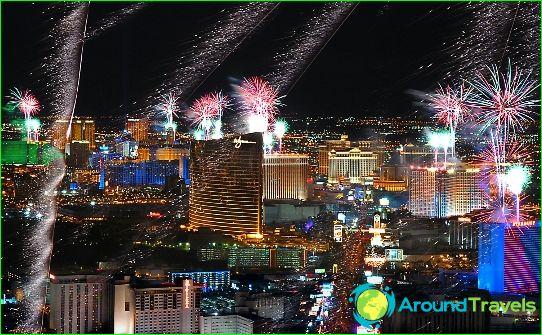 Capodanno a Las Vegas