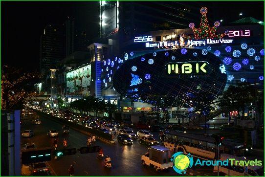 Uusi vuosi Bangkokissa