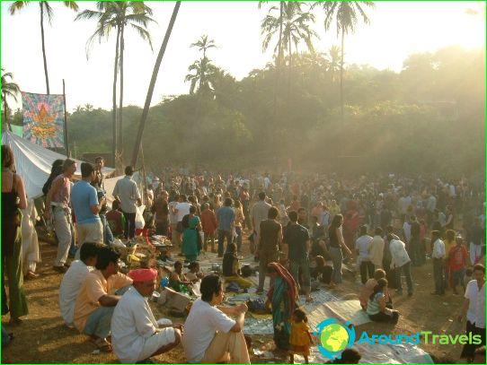 السنة الجديدة في غوا