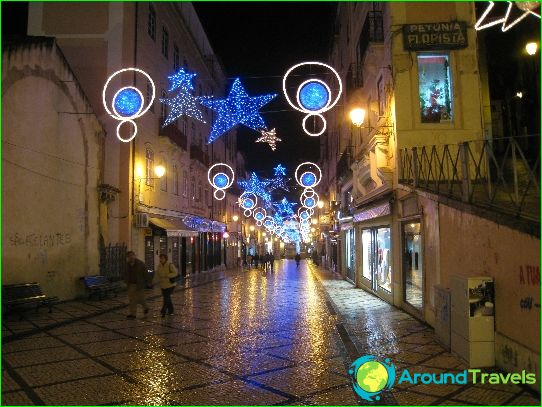 Нова година в Порто