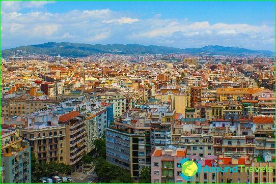 Барселона за 4 дни