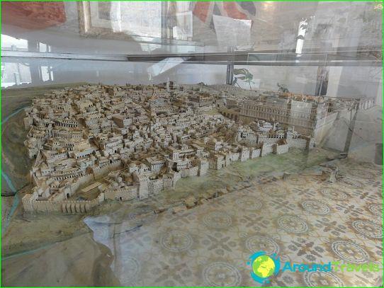 Jerusalemin malli 70-luvun CE tuhoon asti