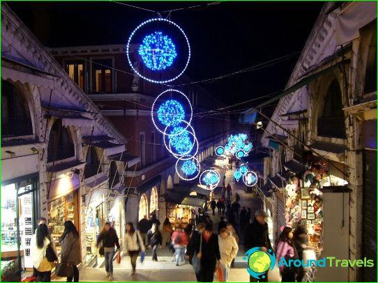 Nieuwjaar in Venetië