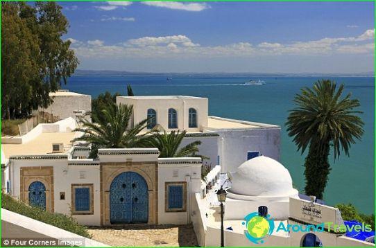Nieuwjaar in Tunesië